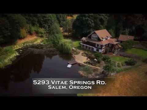 South Salem Home for sale on Private Lake   Salem real estate