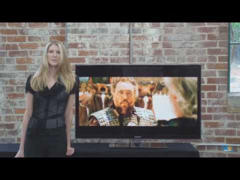 Samsung UN46D6000 Video Review - 10Rate, LCD TV Buying Guide UN55D6000 UN40D6000