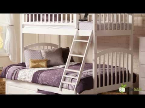 Top-30 Bunk Beds: Twin or Full - Choose the Best