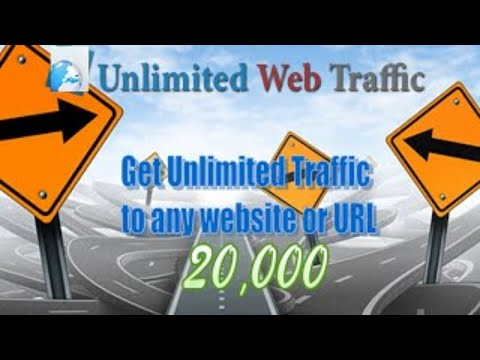 Get Unlimited FREE Traffic to Any Website or URL 2015