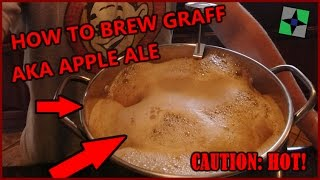 How to brew Apple Ale (Graff) -- A beer/cider hybrid