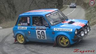 Rallye Monte Carlo Historique 2018