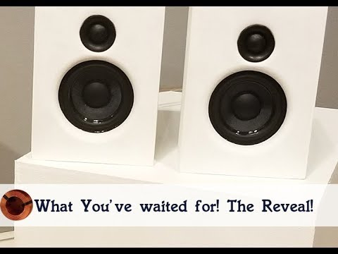 The Reveal - DIY Micro Speakers FREE Build Plans w/ Sound Test