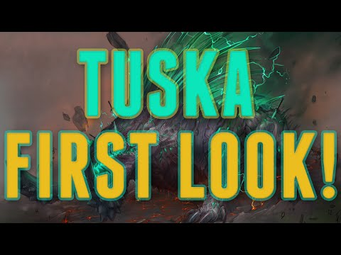 Runescape 3 - First Look at Tuska World Event!