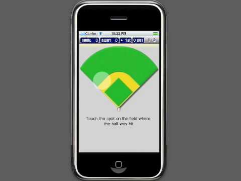 iScore Baseball Scorekeeping Tutorial