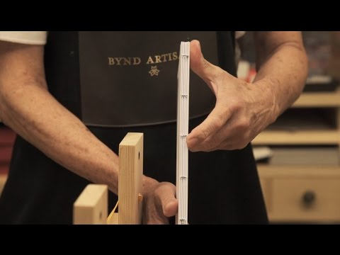 An Introduction to Coptic Bookbinding