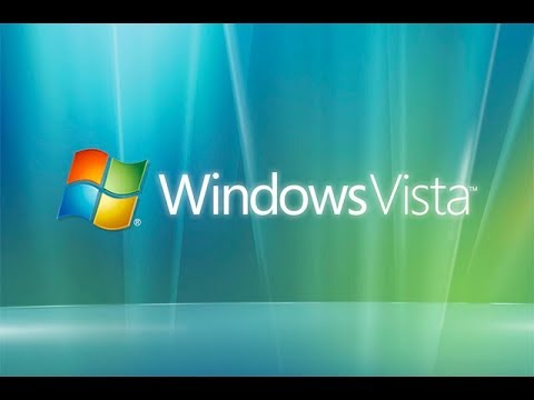 How To Install Windows Vista on External Hard Drive