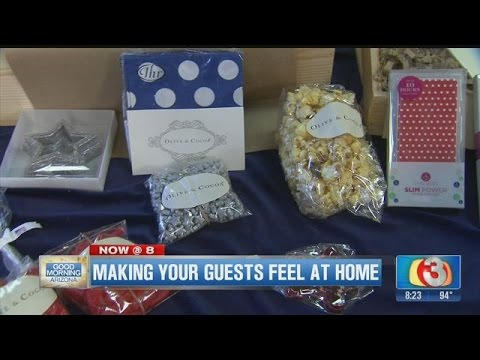 Make your guests feel more welcome