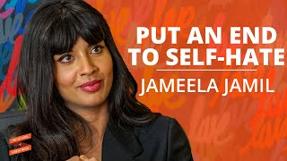 Jameela Jamil: be Courageous by Being You with Lewis Howes