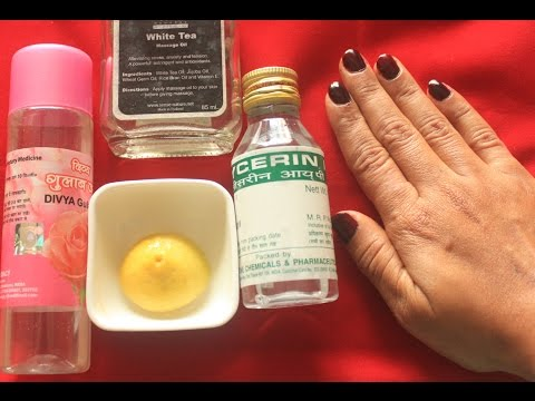 3 Instant Glycerine Moisturiser for dry and rough hands