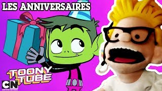 Les Méga-Moments D'anniv | Toony Tube | Cartoon Network