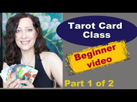 Learn to Read Tarot Cards: Tarot Card Reading Tips (Beginner)