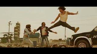 Munna Michael movie best fight scene