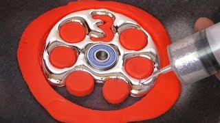 diy gallium fidget spinner 3 million special