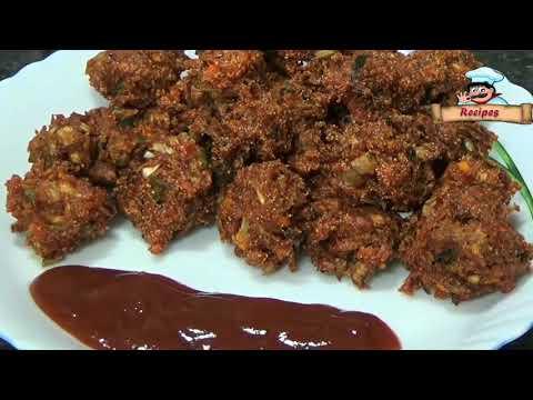 Easy to make Chinese Bhel, Chinese Pakoda and Veg manchurian // Delicious Taste