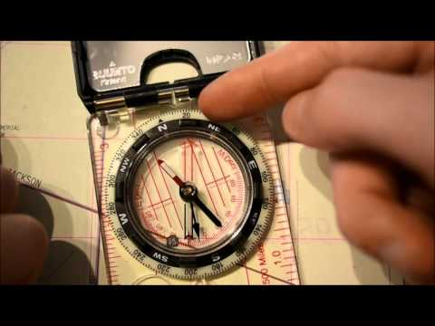 Suunto MC-2 Compass Overview