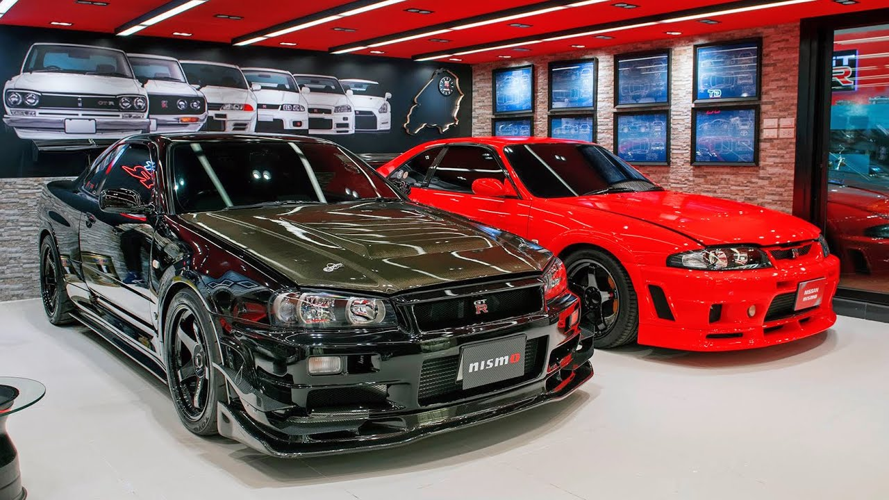 Private JDM Collection - Skyline R30, 31, 32, 33, 34, 35 GT-R + Much More | Bangkok Thailand