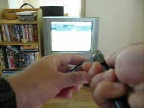 Simple Remote TV create