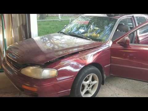 Ignition switch replacement on 1996 Toyota Camry