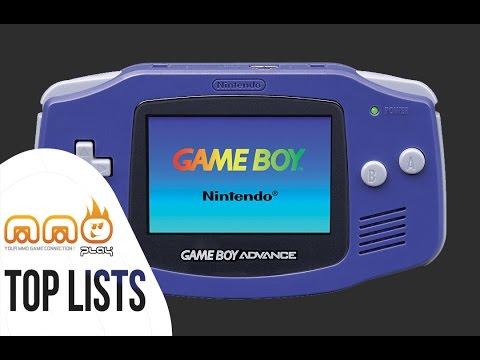 Top 5 GBA RPG Games - HD