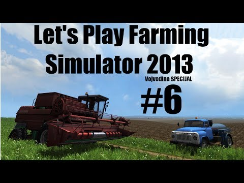 Farming Simulator 2013 S3E6: silage straw and harvesting oh my