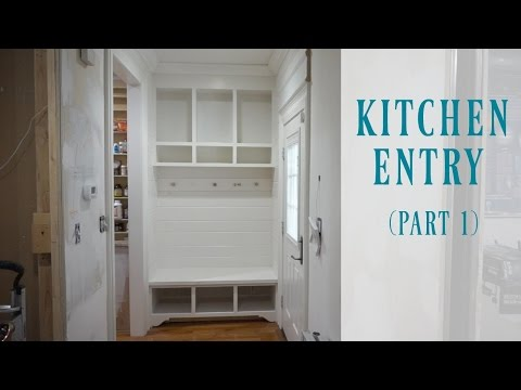 Kitchen Entry Remodel