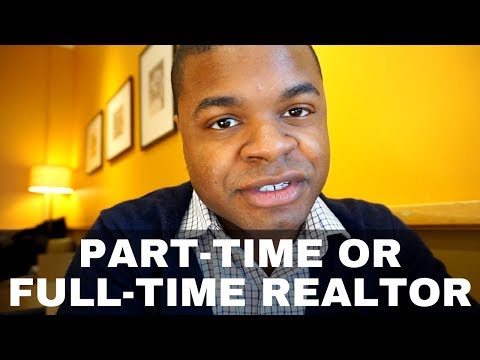 Part-Time or Full-Time | Real Estate Agent Daily Life | vlog #17