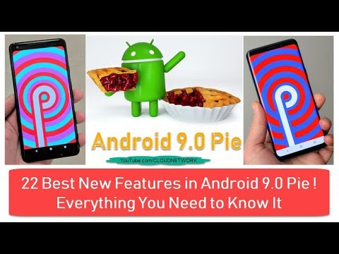 22 Best New Features in Android 9.0 Pie: Everything You Need to Know It | Android 9 Pie