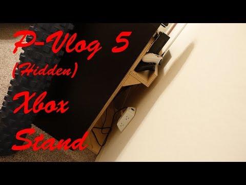 P-Vlog5: Hidden Xbox Stand