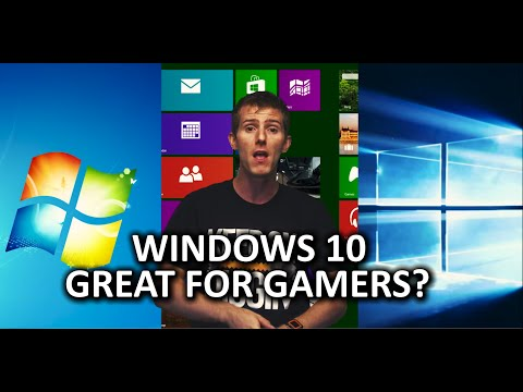 Windows 10 Features & Gaming Performance