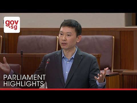 SMS Chee Hong Tat on pursuing economic growth