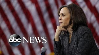 Kamala Harris drops out of presidential race
