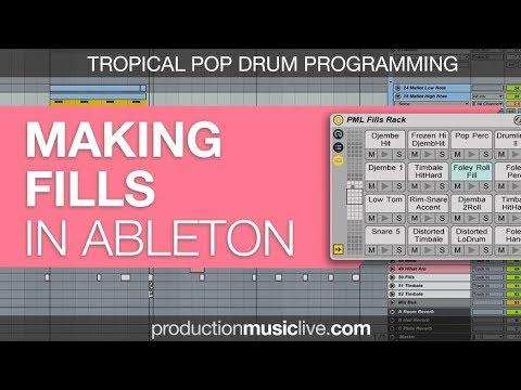How to Make Drum Fills in Ableton - Major Lazer, Jack Ü, DJ Snake Style