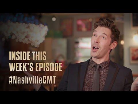 NASHVILLE on CMT   Inside The Episode: Season 5, Episode 11