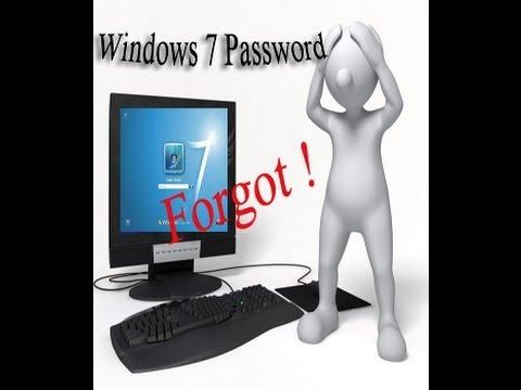 Change or Reset Forgotten Windows 7 or Vista Password with Linux (Ubuntu)