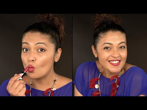 3 Steps To Cover Dark Lips Like A Pro - Lip Makeup Tricks - Glamrs