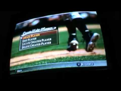 MVP Baseball 2005 cheats