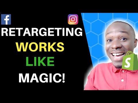 How to Setup Facebook & Instagram Retargeting Ads (Step by Step)