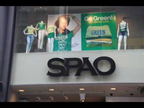 Directions to SPAO in Myeongdong