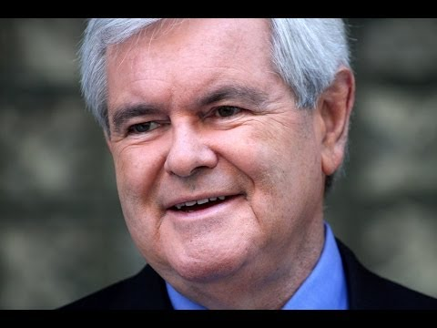 Newt Gingrich Email List Touting Conspiracies & Scams