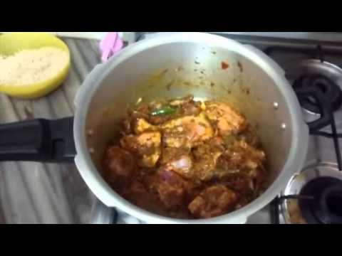 how to make chicken biryani in hindi