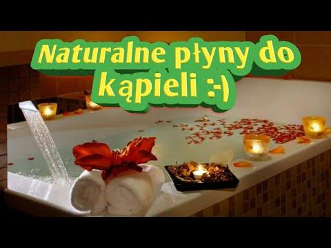 Naturalny płyn do kąpieli leśny! !!