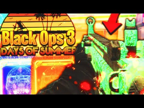 *NEW* DAYS OF SUMMER EVENT! - NEW DLC WEAPONS, CAMOS AND MORE! (Black Ops 3)