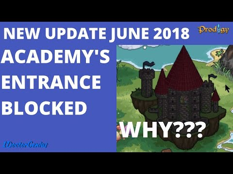 Academy entrance is closed! WHY? Morph Marble Tribeak VS Titan(Tiny VS Huge) battle : Prodigy Update