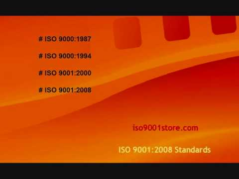 ISO 9001 Standards Series