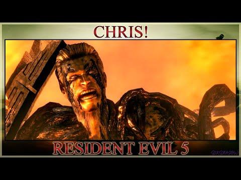 RE5 - Albert Wesker - CHRIS!