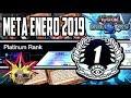 META Decks (TOP) ENERO 2019!!! - Yu-Gi-Oh! Duel Links - #ZeroTG