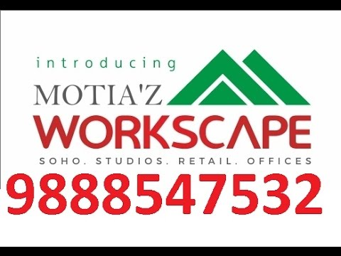 Motia work space commercial office space soho in chandigarh zirakpur Punjab 9888547532