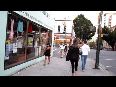 Drake / Granville St. Vancouver