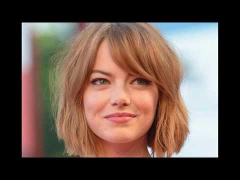 Side Swept Bangs Suits Best For Short Hair  Round Face